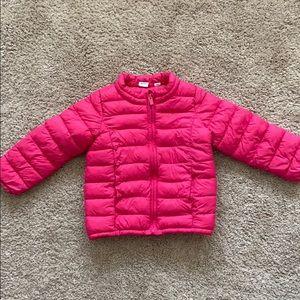 Baby Gap Toddler Girl Puffer Jacket